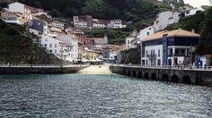 Las playas de San Lorenzo, en Gijón, y la del Silencio, en Cudillero, son las más fotografiadas en Asturias