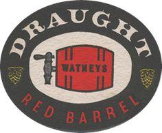 Watneys Red Barrel