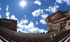 Red Rocks-DENVER — Tuesday, Aug. 4, 2015 — Gov. John Hickenlooper announced today Red Rocks Park and Mount Morrison Civilian Conservation Corps Camp has been named a National Historic Landmark by the National Park Service and Department of the Interior.