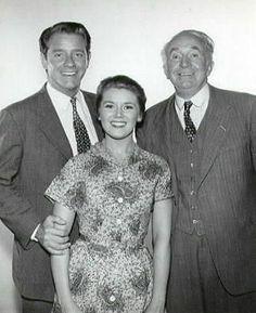 The Real McCoys - Richard Crenna, Kathleen Nolan & Walter Brennan