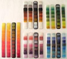 Tutorial – Making a Color Chart for PowderedGlass