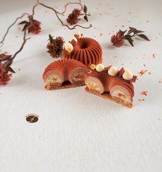 Trésor vanillé - Les desserts de JN