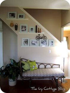 1000 Images About Photo Arrangements For Stairs On