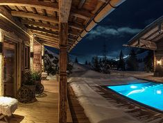 Alpine luxury chalet in Saalbach Hinterglemm ✔ Outdoor pool & wellness ✔ Individual service ✔ Peaceful location & right next to the piste ✔ Summer & winter ☛ Hideaway enquiry!