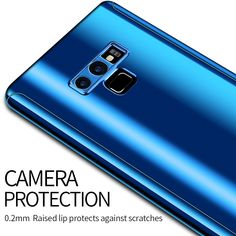 Bakeey Plating Full Body Front & Back Cover Protective Case With Screen Film For Samsung Galaxy Note 9 Rubber Lips, Samsung Accessories, Screen Film, Caller Id, Galaxy Note 9, Screen Protector, Protective Cases, Full Body, Plating