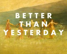 Quote Art Print Inspiration Motivation Better Than