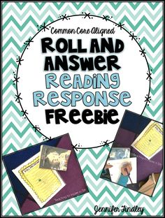 5th Grade Reading Center {Low Prep and FREE!} - Teaching to Inspire with Jennifer Findley