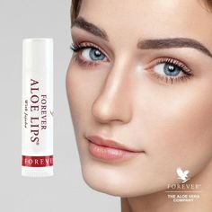 Forever Living Aloe Vera, Forever Aloe, Aloe Lips, Clean9, Aloe Vera For Skin, Forever Living Products, Lip Care, Physical Fitness, Lipstick