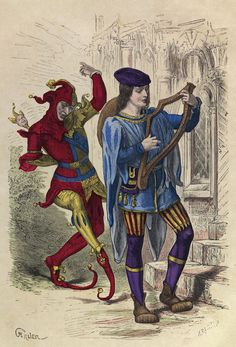 court jester history images | What was life like for a court jester? | History Extra