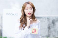 [160714] Cookat TV Recording - Naeun 이나은세상   editing allowed, do not remove logo