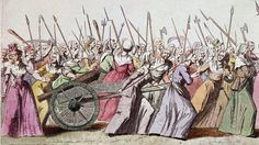 After Bastille, people took the streets and marched to the gates of Versailles. Thomas Jefferson interviewed people in Paris and Versailles to get an accurate read on what was really happening. European History, World History, French History, Louis Xvi, Marie Antoinette, Rey Luis Xvi, Women's March On Versailles, French Royalty, Eye Of The Storm