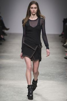 Isabel Marant Autumn/Winter 2013 Ready-To-Wear Collection | British Vogue