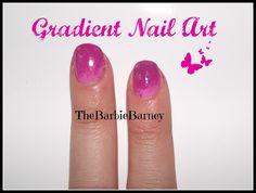 Un' idea diversa per le tue NAIL ART: LA GRADIENT! Scopri come farla su: http://thebarbiebarney.blogspot.it/2014/08/come-fare-una-gradient-nail-art.html  #comefare #howdo #tutorial #fashionblog #fashion #nails #nailarttutorial #thebarbiebarney