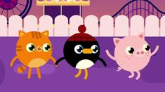Practice the alphabet with a swinging ABC song!