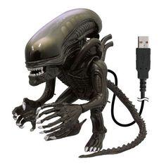 Alien USB Figure