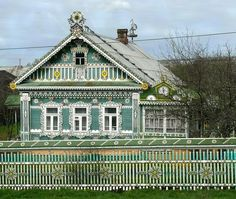 Image detail for -Russian dachas