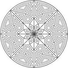 geometrip com free geometric coloring designs rectangles for