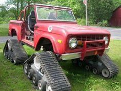 Early Bronco on Una-Tracks Classic Bronco, Classic Ford Broncos, Classic Trucks, Old Bronco, Early Bronco, Trucks Only, Big Trucks, Weird Cars, Cool Cars