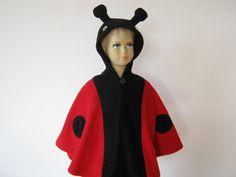 marienkäfer halloween fasching  kostüm cape für von bighead5005