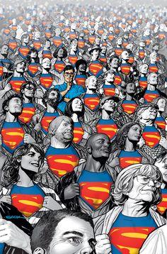 Superman: American Alien Cover Art #6