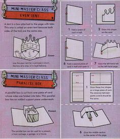 From: POP-UP: EVERYTHING YOU NEED TO KNOW TO CREATE YOUR OWN POP-UP BOOK.