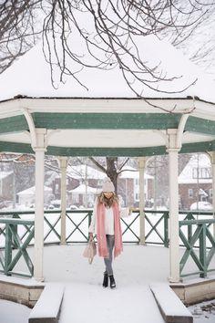 Snow Day ~ Suburban Faux-Pas
