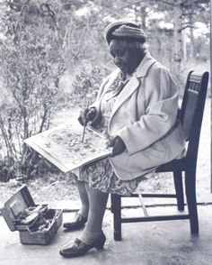 minnie evans art | Celebrate art, Minnie Evans, during Airlie Gardens' Green Day