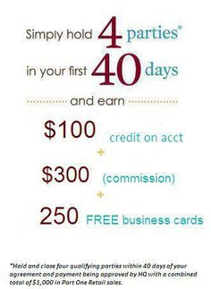 Loving our NEW start-up program! It's so easy to become a consultant and start successfully with this!
