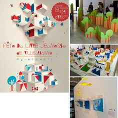 expo pop -up Carton Box, Up Book, Board Art, 3d Artwork, Animation, Pop Up Cards, Portfolio, Book Illustration, Paper Cutting