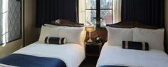Boutique New York Hotel | Lodging in NYC | Jade Hotel Double Room