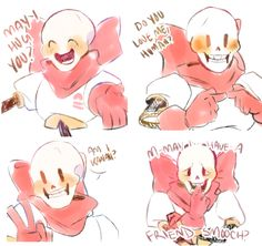 its 3 am and i want to date papyrus by NYEHEH