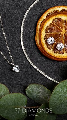Get The Mistletoe Ready This Christmas! Make Your Christmas Sparkle With 77 Diamonds. Shop Now.