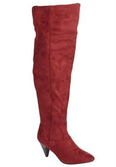 269be26e594 Lesly wide-calf Over-the-knee Tall boot by Comfortview® Wide Calf