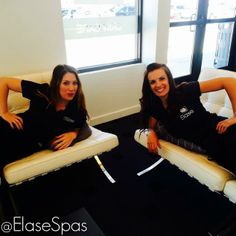 Looks like these two are ready for the pool this summer. Relaxing will be easy thanks to smooth, hair free skin from Elase Spas. Are you ready? Call 801.49.LASER for your FREE consultation!  #laserhairremoval #elasespas #bestofstate #utah #draper #sugarhouse #farmington
