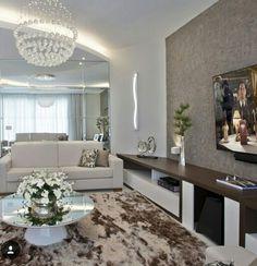 Modern neutral family room