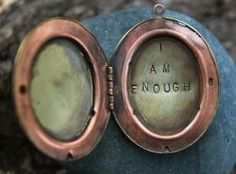 I'M ALL I'VE GOT....AND THAT'S PLENTY! By: Brianne Hogan, Guest Blogger