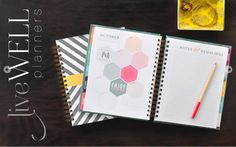 Life planners from Inkwell Press.