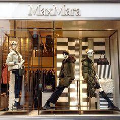 "MAXMARA, Stockholm, Sweden, ""Can we start the weekend over again?... We weren't ready..."", pinned by Ton van der Veer"