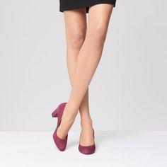 Sersha Pink Suede Court Shoes   Shoes   L.K.Bennett