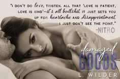 Damaged Goods: The Redemption Series Love Is Patient, That's Love, Disappointment, Teaser, Ebooks, Romance Books, Authors, Illustrations, Check