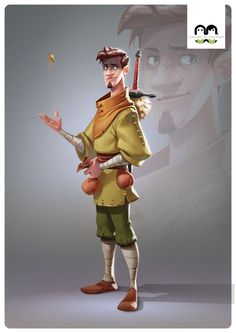 ROBIN HOOD on Behance