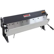 KAKA Industrial W1.0x915A 36-In Sheet Metal Pan and Box Brake, 20 Ga Capacity