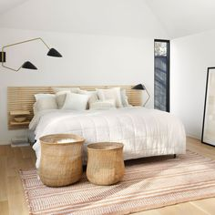 We partner with artisans to create modern goods for the well-traveled home. Bed Maker, Bedding Collections, Wool Area Rugs, Linen Bedding, Furniture Decor, Master Bedroom, Teen Bedroom, Home Goods, Room Decor