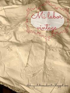 Fiesta: Mi labor vintage!