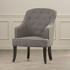 Charlton Home Arm Chair & Reviews | Wayfair