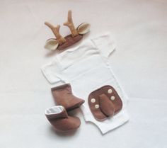 Baby Deer photo prop costume onesie by AnimaliaRepublic on Etsy, $45.00
