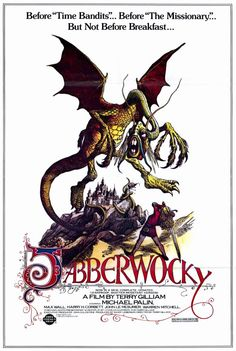 "FULL MOVIE! ""Jabberwocky"" (1977) | Jerry's Hollywoodland Amusement And Trailer Park"