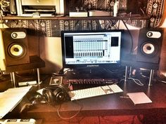 Monitor Stands for Studio
