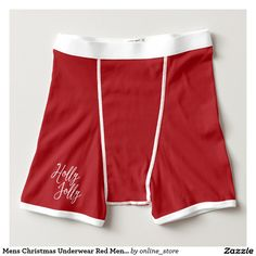 Mens Christmas Underwear Red Mens Boxer Shorts Boxer Briefs Men's Boxer Briefs, Men's Briefs, Boxers, Men's Underwear, Route 66, Mens Christmas Underwear, American Apparel, Black And White Stars, Gym Shorts Womens