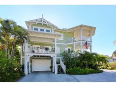 Anna Maria Vacation Rental - VRBO 503782 - 5 BR Anna Maria Island House in FL, Peaceful Island Rental Home - Serendipity II (says it sleeps 10, but looks like it's actually 12. Good feedback by prior guests. Perfect for us for visiting?)